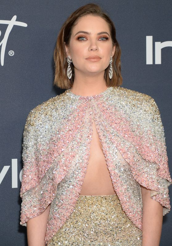 Ashley Benson – 2020 Warner Bros. and InStyle Golden Globe After Party