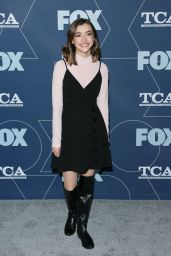 Ashley Boettcher – FOX Winter TCA All Star Party in Pasadena 01/07/2020