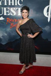 """Ashly Burch – """"Mythic Quest: Raven's Banquet"""" Premiere in LA"""