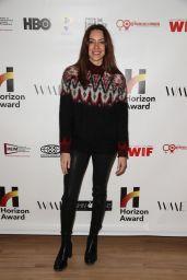 Aubrey Plaza - Horizon Award at 2020 Sundance Film Festival