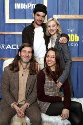 Aubrey Plaza – IMDb Studio at Sundance Film Festival 01/24/2020