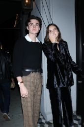 Bailee Madison Night Out Style - Craig