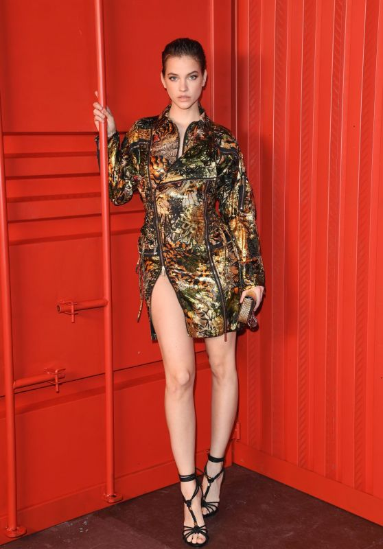 Barbara Palvin - Dsquared2 Fashion Show in Milan 01/10/2020