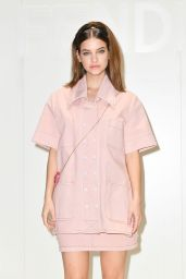 Barbara Palvin - Fendi 2020 Fashion Show in Milan 01/13/2020