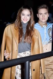 Barbara Palvin - Prada Show at Milan Menswear Fashion Week 01/12/2020
