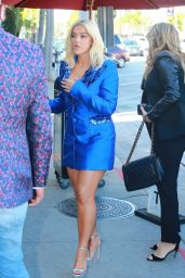 Bebe Rexha - Arrives at the Women in Harmony Pre Grammy Party in West Hollywood 01/24/2020