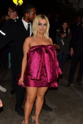 Bebe Rexha - Arriving for the Golden Globes 2020 After-Party