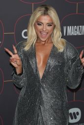 Bebe Rexha - Warner Music Group Pre-Grammy Party 01/23/2020