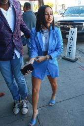 Becky G – Arrives at the Women in Harmony Pre Grammy Party in West Hollywood 01/24/2020