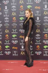 Belen Ecija Rueda – Goya Cinema Awards 2020 in Madrid