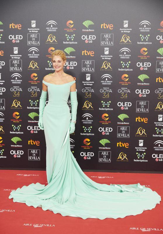 Belen Rueda – Goya Cinema Awards 2020 in Madrid