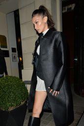 Bella Hadid Chic Style - Paris 01/19/2020
