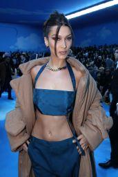 Bella Hadid - Louis Vuitton Menswear Show in Paris 01/16/2020