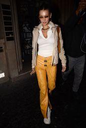 Bella Hadid Street Fashion 01/15/2020