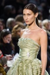 Bella Hadid - Walks Alexandre Vauthier Show in Paris 01/21/2020 (Part II)