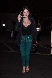 Bella Thorne - Leaves the Conor McGregor Fight in Las Vegas 01/18/2020