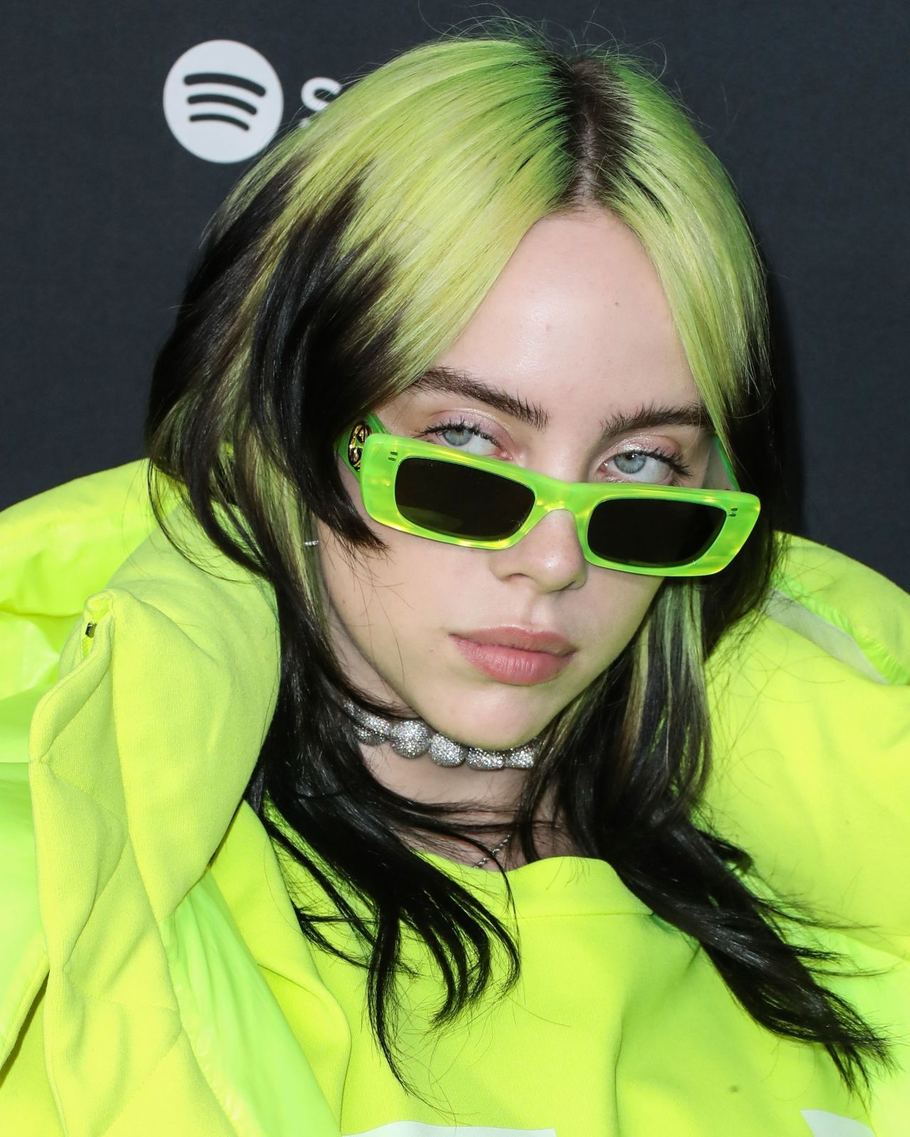 Billie Eilish When The Party S Over: Spotify Best New Artist 2020 Party In LA
