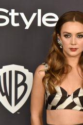 Billie Lourd – Warner Bros. and InStyle 2020 Golden Globe After Party