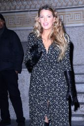 Blake Lively - Out in New York 01/27/2020