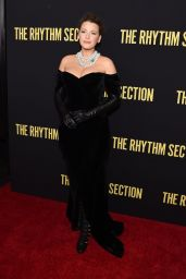 """Blake Lively - """"The Rhythm Section"""" Screening in New York"""