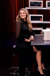 Blake Lively - Tonight Show Starring Jimmy Fallon in NYC 01/29/2020