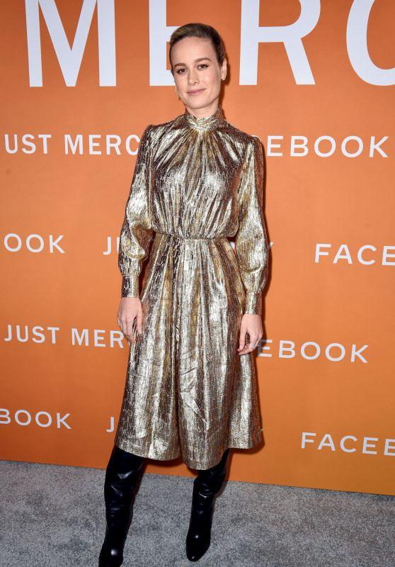"Brie Larson - ""Just Mercy"" Screening in LA"