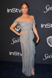Brittany Snow – Warner Bros. and InStyle 2020 Golden Globe After Party
