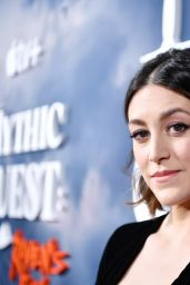 """Caitlin McGee – """"Mythic Quest: Raven's Banquet"""" Premiere in LA"""