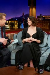 Caitriona Balfe - The Late Late Show with James Corden in LA 01/27/2020