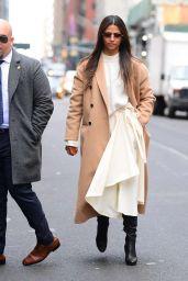 Camila Alves Street Fashion - New Jersey 01/13/2020