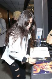 Camila Cabello - GRAMMY Charities Signings 01/25/2020