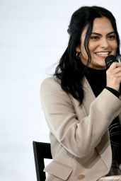 Camila Mendes - Acura Festival Village at Sundance Film Festival in Park City, January 2020