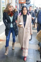 Camila Mendes - Out in in Park City 01/25/2020