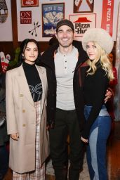 Camila Mendes - Pizza Hut Lounge at Sundance Film Festival in Park City 01/25/2020
