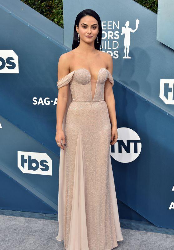 Camila Mendes – Screen Actors Guild Awards 2020