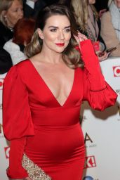 Candice Brown – National Television Awards 2020 in London