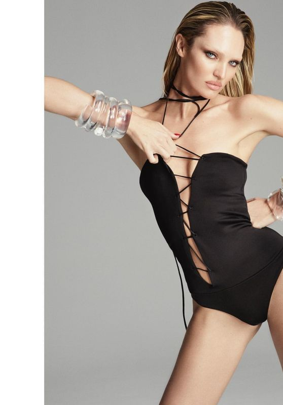 Candice Swanepoel - Vogue Japan March 2020
