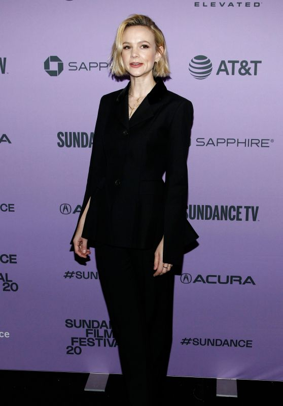 Carey Mulligan – Promising Young Woman at 2020 Sundance Film Festival