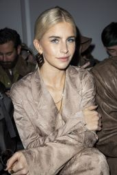 Caroline Daur - Fendi Fashion Show 2020 in Milan 01/13/2020