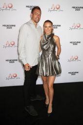 Caroline Wozniacki - AO Inspirational Series Lunch in Melbourne 01/30/2020