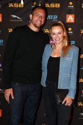 Caroline Wozniacki - ASB Auckland Players Party 01/05/2020