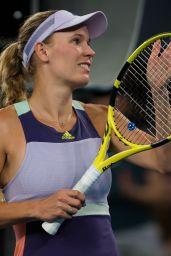 Caroline Wozniacki - Australian Open 01/20/2020
