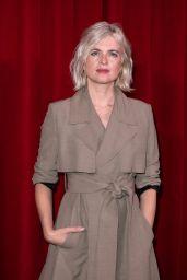 Cecile Cassel - Ami Alexandre Mattiussi Show at Paris Fashion Week in Paris 01/14/2020