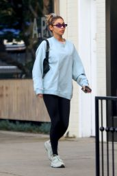 Chantel Jeffries in Tights - West Hollywood 01/07/2020