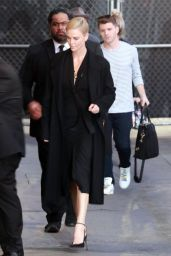 Charlize Theron - Arrives at the El Capitan Entertainment Centre in Hollywood 01/15/2020