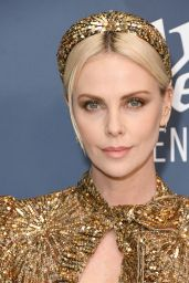 Charlize Theron – Costume Designers Guild Awards 2020
