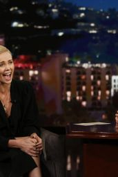 Charlize Theron - Jimmy Kimmel Live 01/15/2020