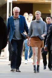 Charlize Theron - Outside the Cinemark in Marina Del Rey 01/12/2020