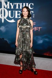 "Charlotte Nicdao – ""Mythic Quest: Raven's Banquet"" Premiere in LA"