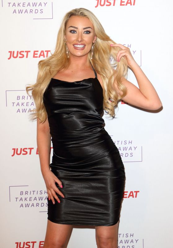 Chloe Crowhurst - British Takeaway Awards 2020